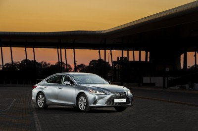 Introducing All-New Lexus ES